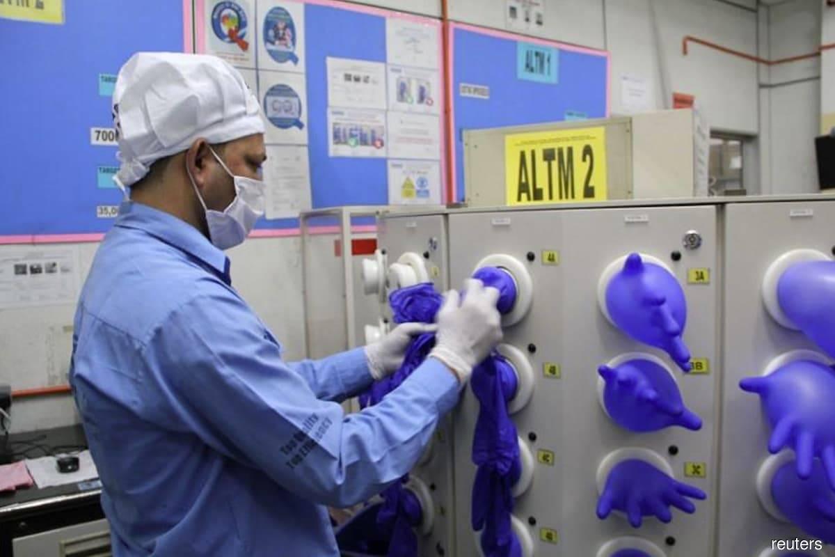 美海关称顶级手套产品涉由犯罪、强迫和契约劳工生产